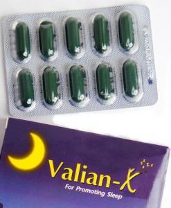 Racine de valériane Valian-X 2