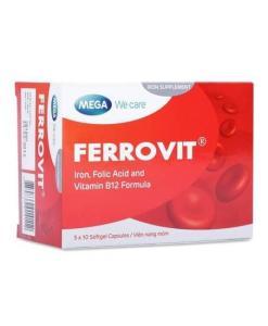 Ferrovit Mega Wecare