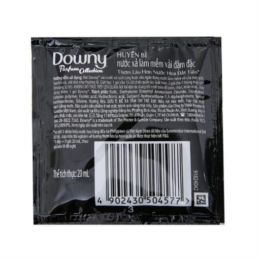 Downy Mystique Fabric Softener 1