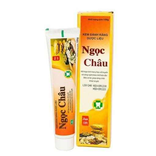 Ngoc Chau Herbal Toothpaste