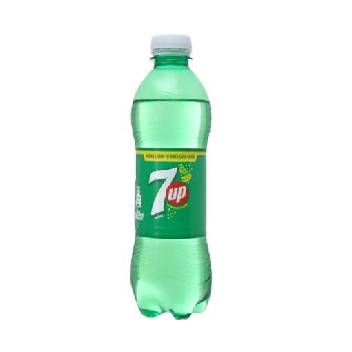 7 Up Soft Drink Lemon