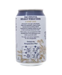 Beer Hoegaarden White The Original 1