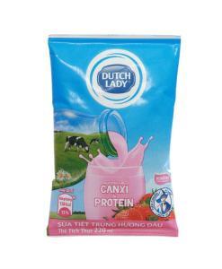 Fresh Milk Strawberry Flavor Natural