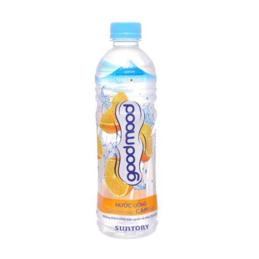 Good Mood Water Orange Flavor