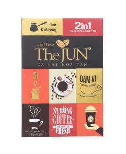 Instant Black Coffee The JUN