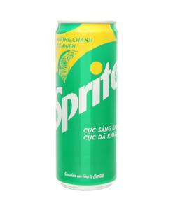 Lemon Flavor Sprite Soft Drink