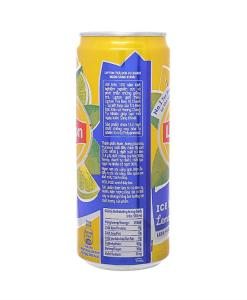 Lipton Black Tea Lemon Flavor 1