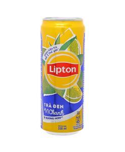 Lipton Black Tea Lemon Flavor