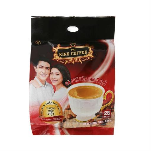 Milk Coffee 3 In 1 TNI