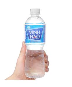 Mineral Water Vinh Hao Natural