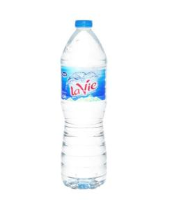 Natural Mineral Water La Vie