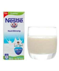 Nestlé NutriStrong Less Sugar