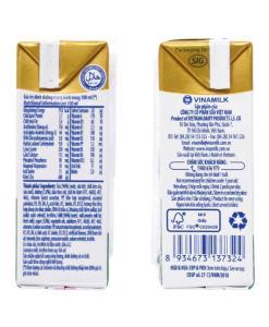 Nutritious Milk Vinamilk ADM Gold 1