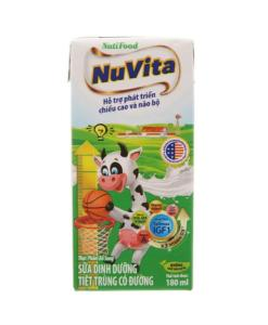 Nuvita Fresh Milk With Sugar