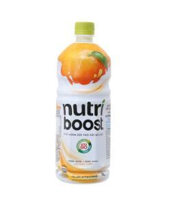 Orange Flavor Nutriboost Fruit Milk