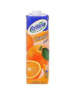 Orange Fontana Natural Fruit Juice