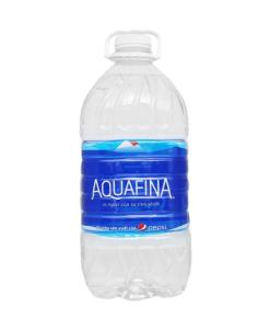 Pure Natural Water Aquafina Drink
