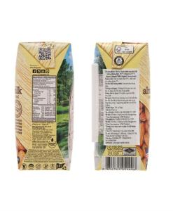 Real Almond Milk Original Unsweetened 1