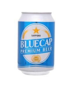 Sapporo Blue Cap Premium Beer