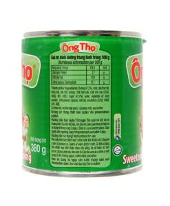 Sweetened Condensed Milk Young Green 1