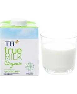 TH true MILK Organic Pure