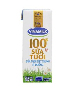 UHT Fresh Milk Less Sugar