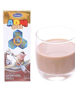 Vinamilk Chocolate ADM Gold Milk