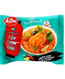 A-One Thai Sour Shrimp