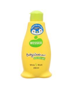 Baby Wash Wesser White Musk