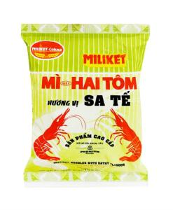 Miliket Two Shrimp Satay Noodle