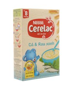 Nestlé Cerelac Fish And Vegetables