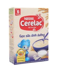 Nestlé Cerelac Nutrition Milk Rice
