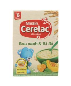 Nestlé Cerelac Vegetables And Pumpkin