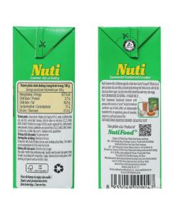 Nuti Sweetened Condensed Creamer Green 1