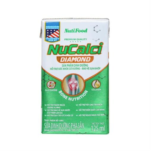 NutiFood NuCalci Diamond Milk