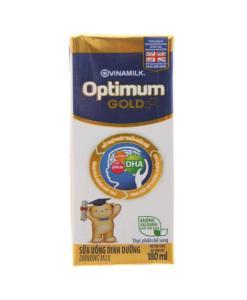 Optimum Gold Drinking Milk