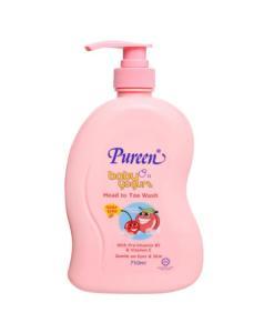 Pureen Cherry Baby Wash