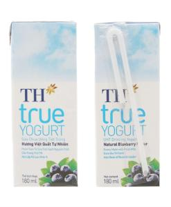TH True Yogurt Blueberry