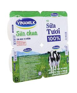 Vinamilk With Sugar Yogurt