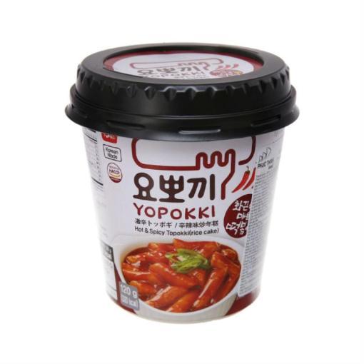 Yopokki Hot And Spicy Tokbokki