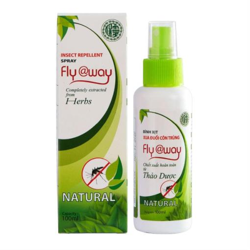 Spray anti-moustiques FLY AWAY