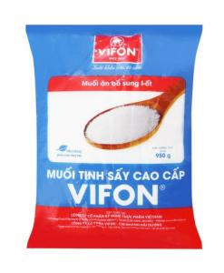 Vifon Salt Refined Drying