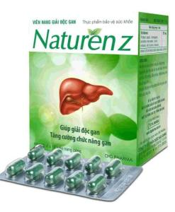 Oral Detoxifying Tablets Naturen Z