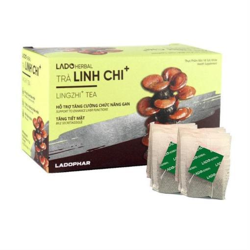 Lingzhi Tea nourishing body