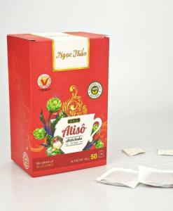 Ngoc Thao Premium Artichaut Thé Boîte