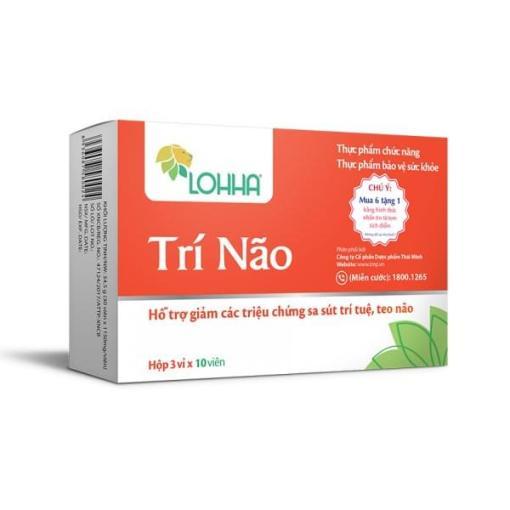 Lohha Tri Nao prevents brain atrophy 1