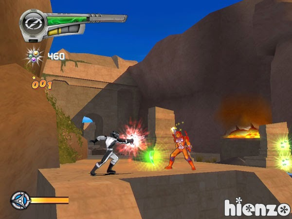 Power rangers: beats of power game download   go go free games.