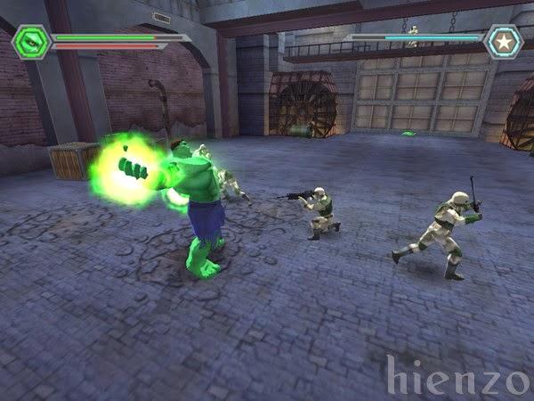 the incredible hulk psp game free download