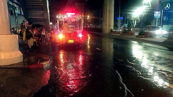 Waarschuwing voor veel regen in Zuid-Thailand