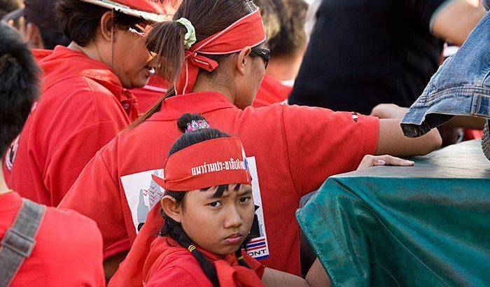 Politieke onrust in Thailand slecht voor toerisme